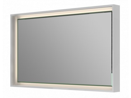 5677 kingsbath zrcadlo torino white 100