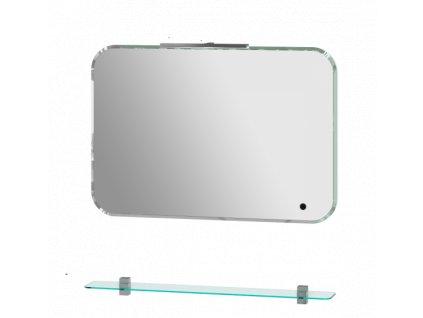 5857 kingsbath zrcadlo velluto 80