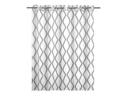 5419 koupelnovy zaves chain 180x200