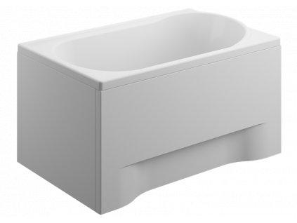 Polimat Capri krycí panel boční + čelní (Délka vany 100 cm)