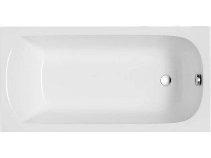 Polimat Classic akrylátová vana 150x75, 170x75 (Délka vany 150 cm)