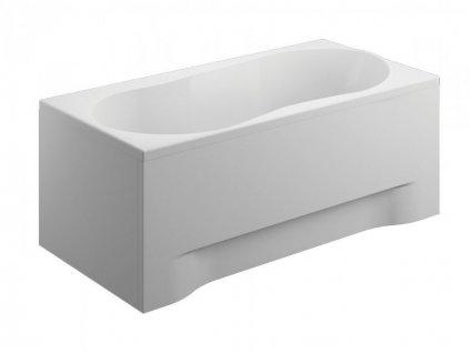 Polimat Gracie krycí panel čelní + boční (Délka vany 120 cm)