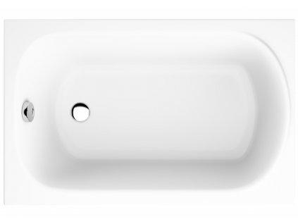 Polimat Mini 110x70 akrylátová vana (Délka vany 110 cm)