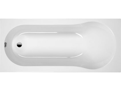 Scansani Doria 160x75, 170x75 akrylátová vana (Délka vany 160 cm)