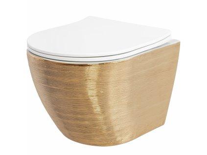 carlo mini brush gold