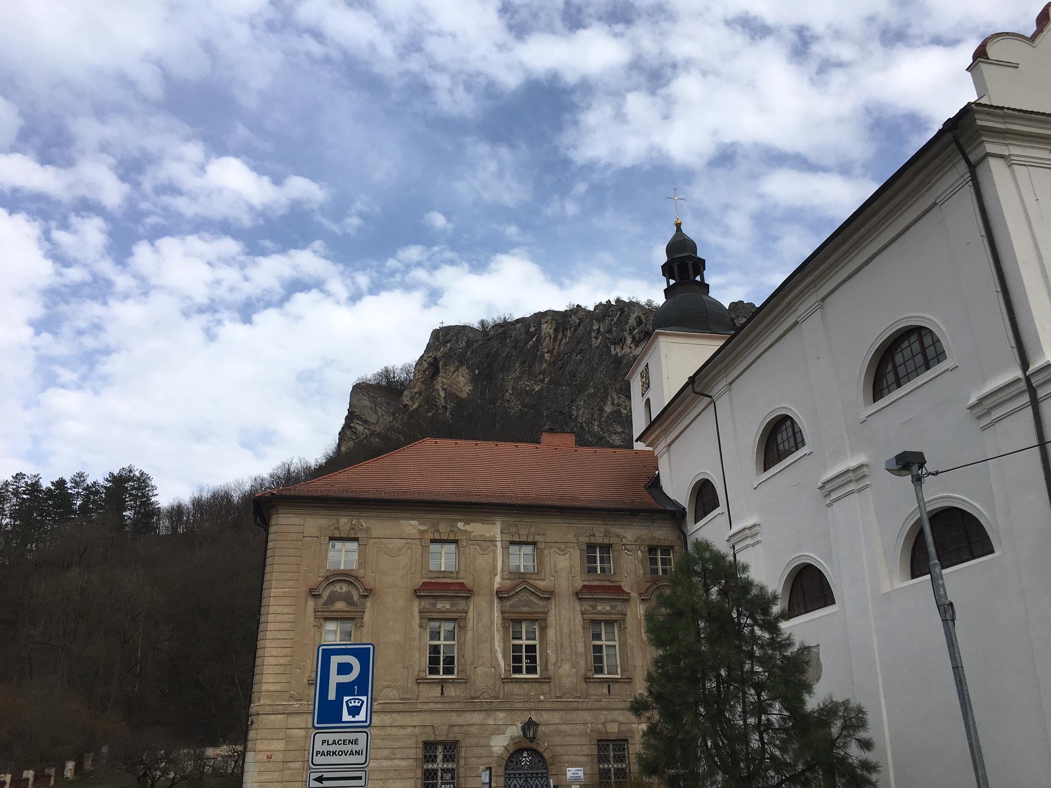Výlet Svatý Ján, aneb čtyři v Srbsku a pes