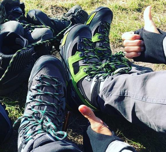 Správný výběr trekových bot