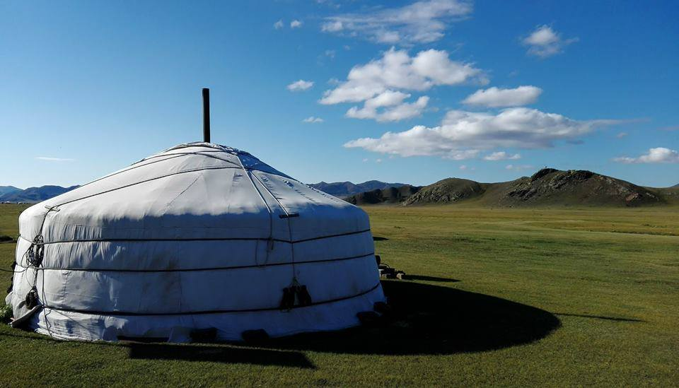 Dárek k Valentýnu - cestovatelský večer po Mongolsku