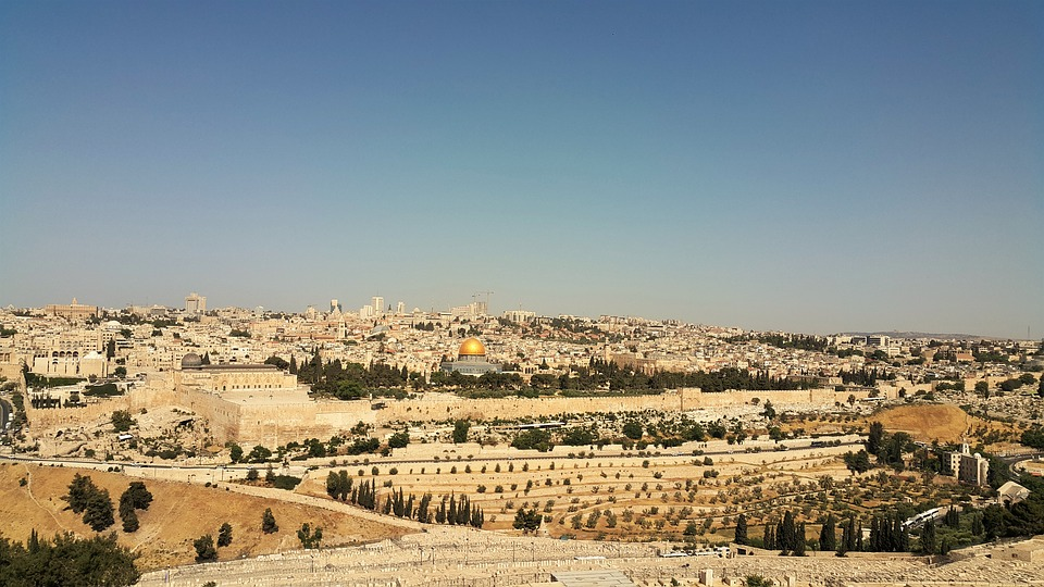 Cestovatelský večer se Zbyňkem Hostašem - Izrael