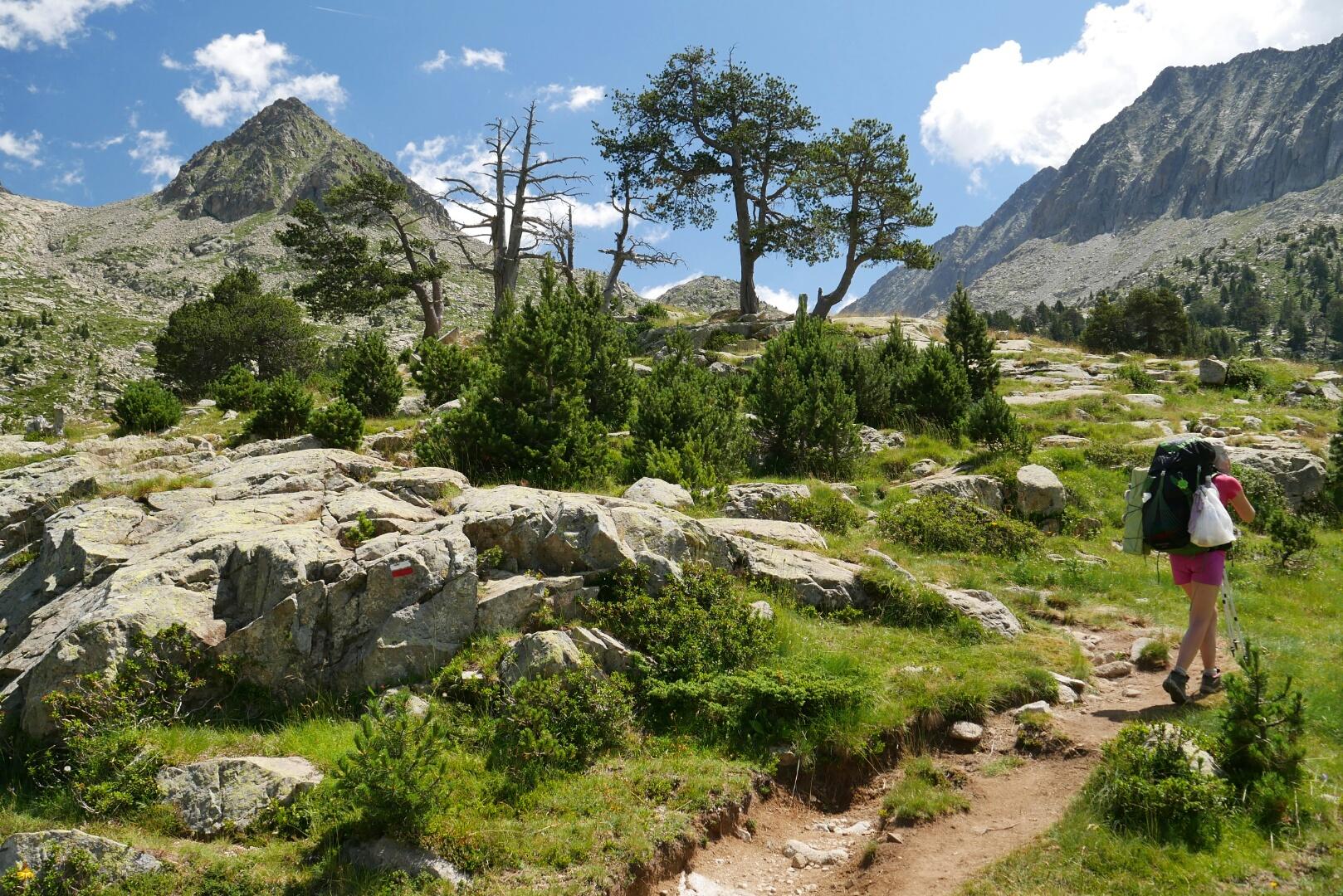 Pyrenejské cesty (aneb kam vede GR11)  .... poslední letošní cestování v APM Sportu