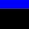 Černá/modrá