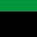 Černá/zelená