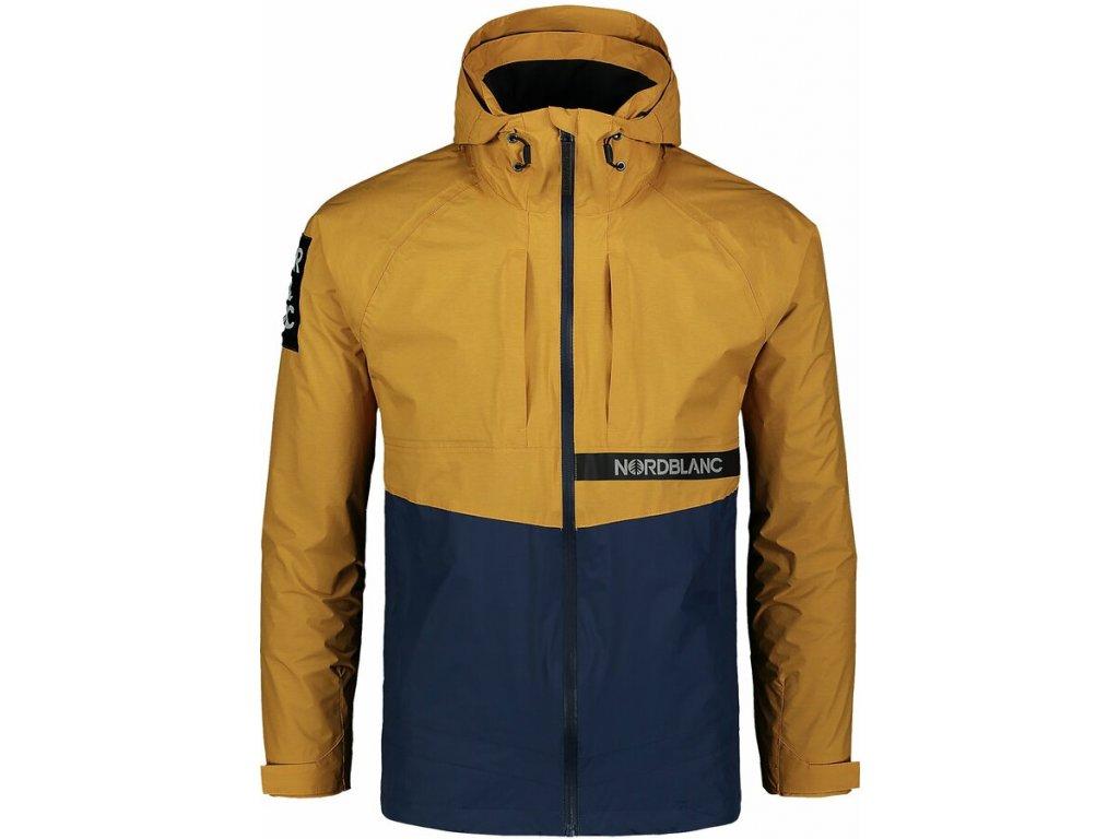 nordblanc-pouch-panska-outdoorova-bunda-zluta