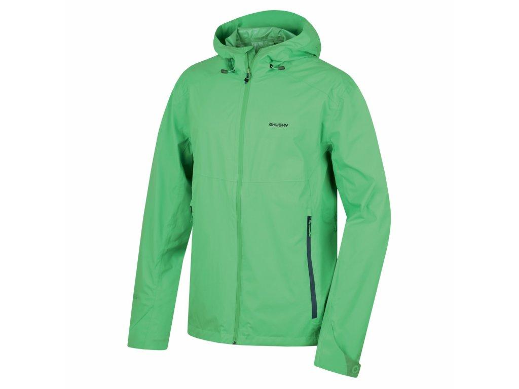 17cfd7d51116 Husky Lamy M pánská outdoorová bunda zelená