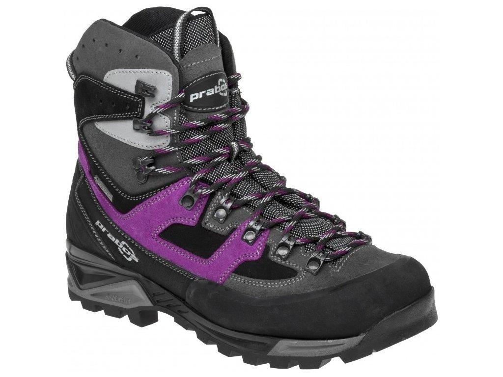 Prabos Socompa GTX trekové boty fialové