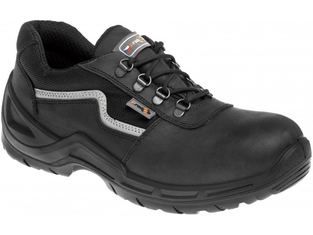 Prabos Farm Mars O2 pracovní obuv černá
