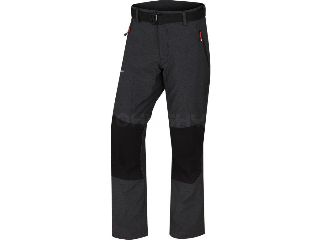 husky-klass-panske-outdoorove-kalhoty-cerne