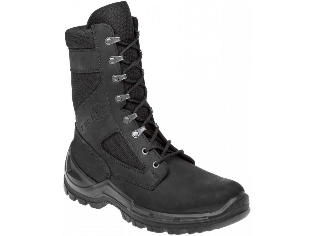 Prabos Freestyle Midnight black taktická obuv