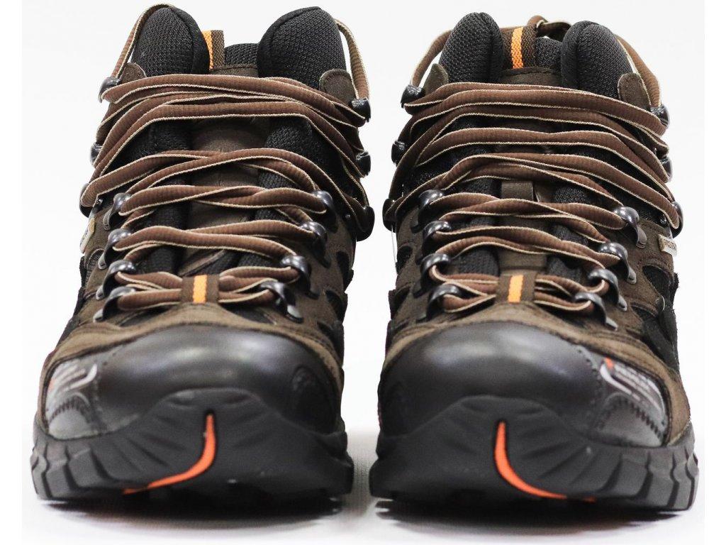 Prabos Api GTX trekové boty hnědé