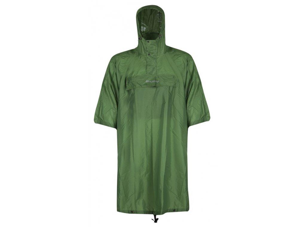 plastenka-husky-rainer-zelena