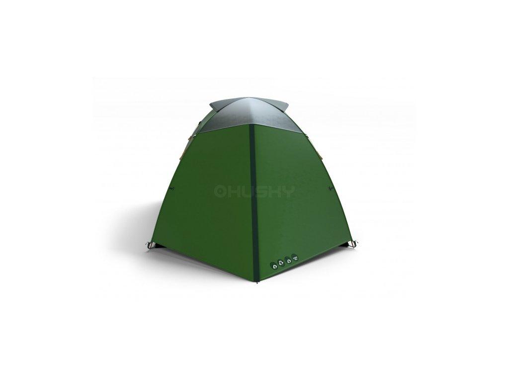 b12e4615ef Husky Stan Extreme Lite Bright 4 zelená ...