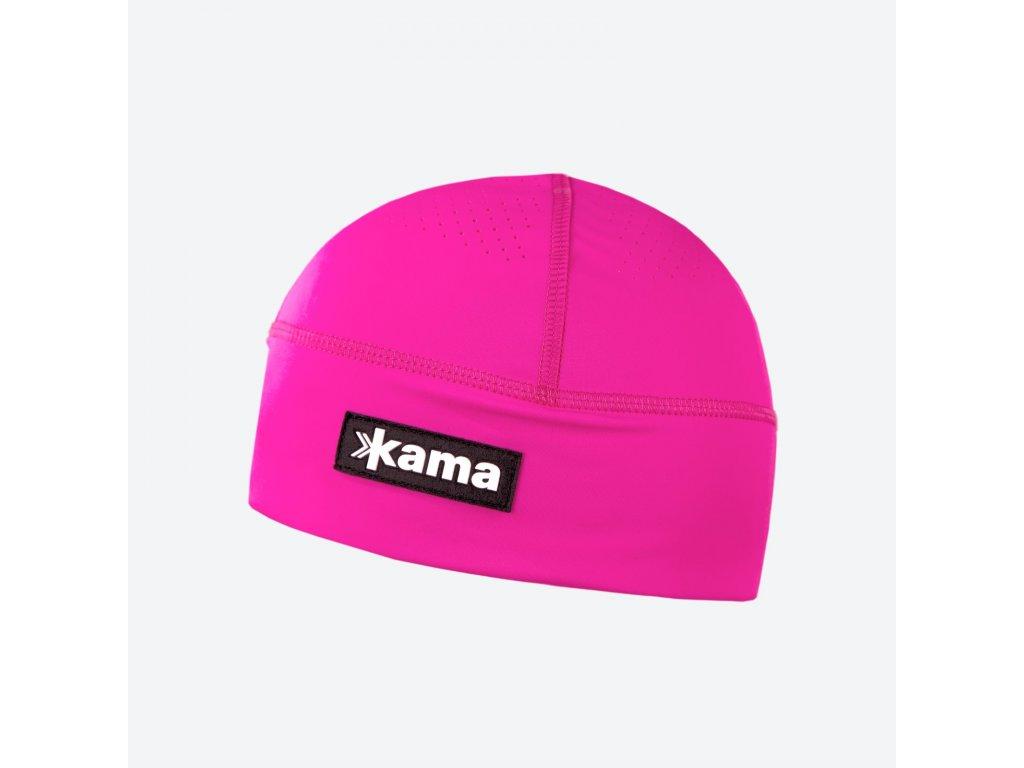 Kama A 87-114 běžecká čepice růžová