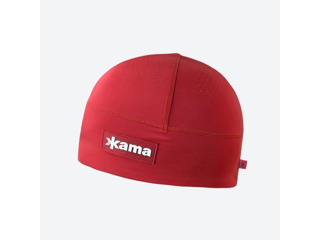 Kama A 87-104 běžecká čepice červená