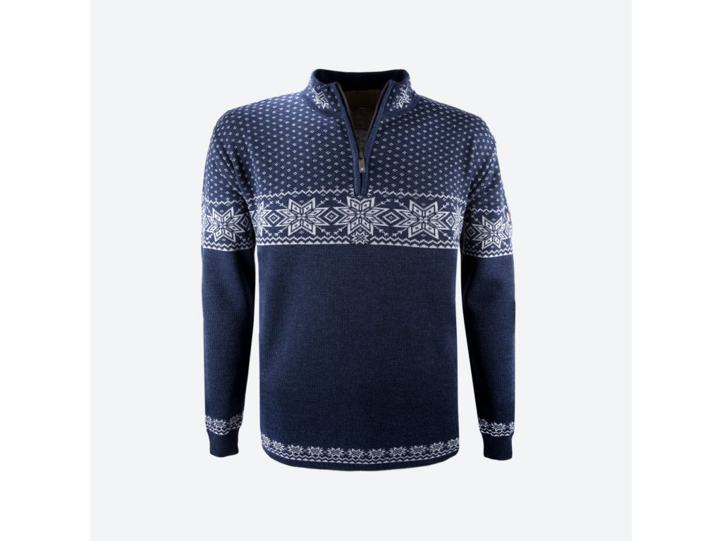 kama-4053-108-merino-svetr-tmave-modry