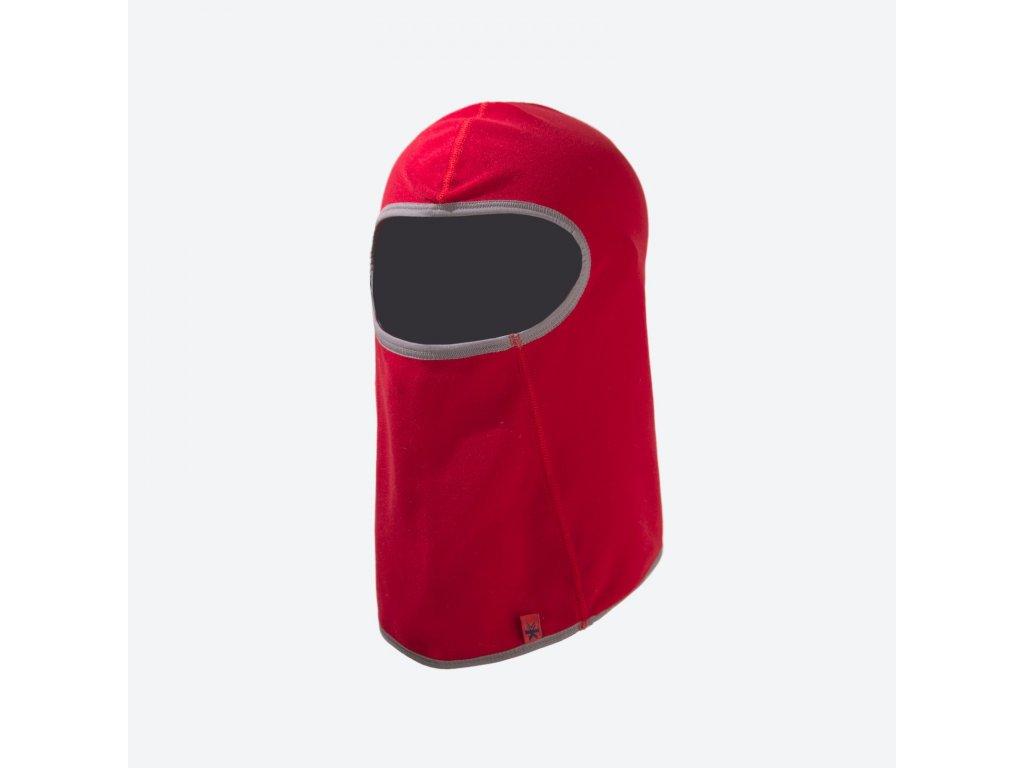 kama d 16 104 fleecova kukla cervena