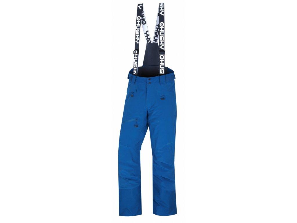 husky-gilep-panske-lyzarske-kalhoty-tmave-modre