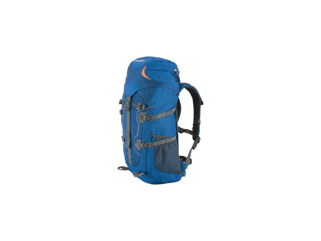 Husky Scape 38L expediční batoh modrý