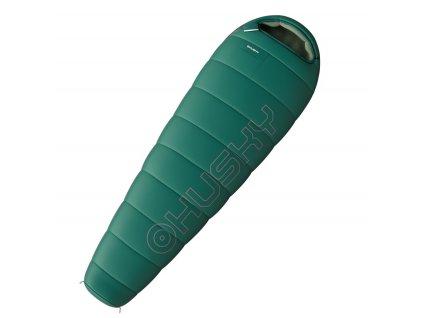 husky-musset-3°C-ultralight-spaci-pytel-zeleny