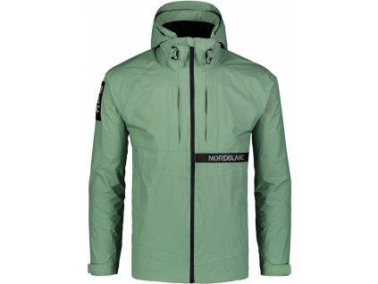 nordblanc-pouch-panska-outdoorova-bunda-zelena