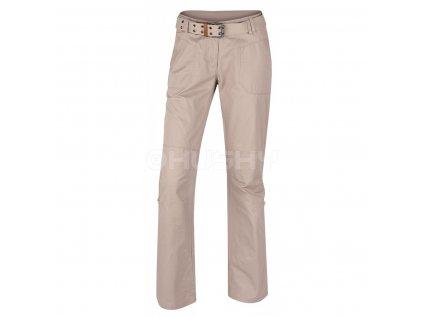 Husky Kaly L,dámské kalhoty béžové
