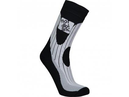 nordblanc-derive-sportovni-ponozky-cerne