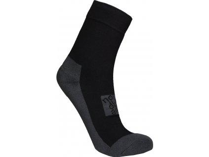 nordblanc-impact-outdoorove-ponozky-cerne