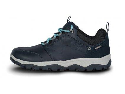 nordblanc dona damske outdoorove boty modre