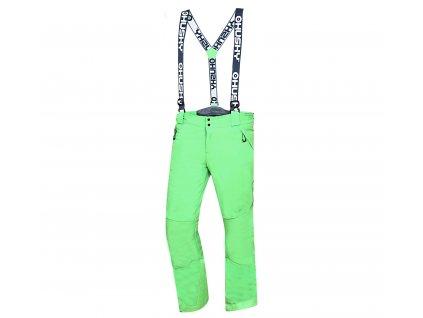 husky-galti-panske-lyzarske-kalhoty-svetle-zelene