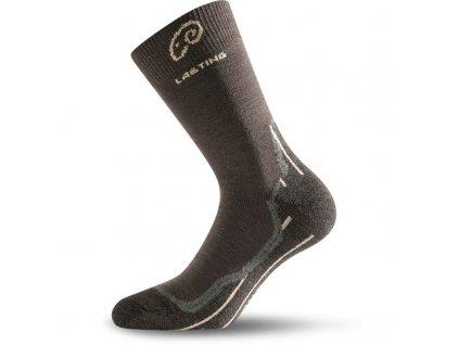 merino-ponozky-lasting-whi-721-hnede