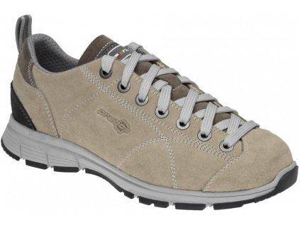 Prabos Rimini beige dámské trekové boty