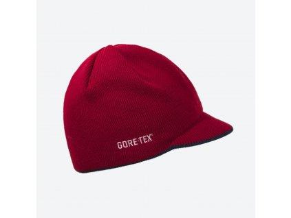 Kama AG 11-104 pletená merino čepice červená
