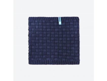 kama s 25 108 merino pleteny nakrcnik tmave modry