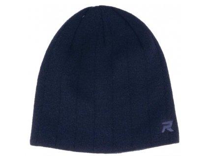 relax strato zimni cepice modra