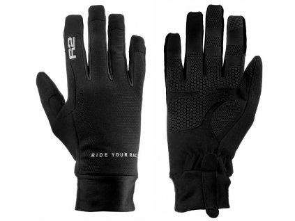 relax r2 cruiser zateplene rukavice cerne