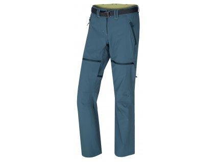 husky-pilon-damske-outdoorove-kalhoty-tmave-mentolove