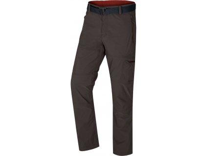 Husky Kauby pánské outdoor kalhoty tmavý kámen