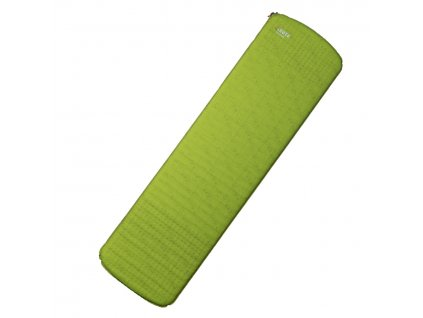 yate contour samonafukovaci karimatka zelena seda