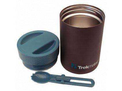 yate trekmates food flask termoska hneda