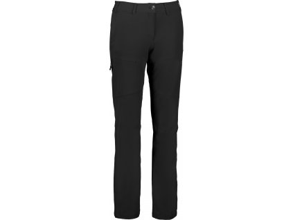 nordblanc lucid damske outdoorove kalhoty cerne