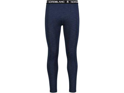 Nordblanc Fallen pánské lehké termo kalhoty tmavě modré